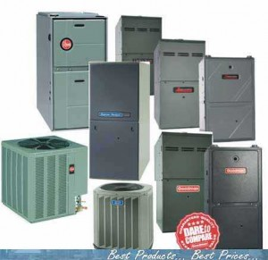 Furnaces and Air Conditioners For Sale